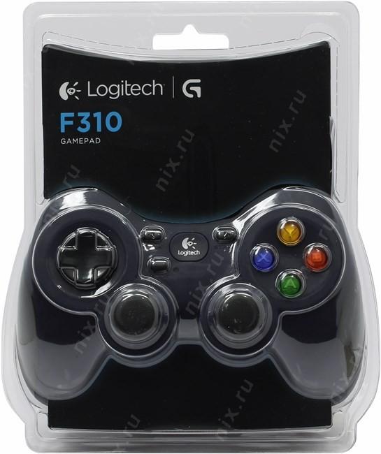 Logitech f310 драйвер скачать